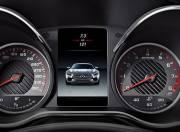Mercedes Benz AMG GT interior photo instrument cluster 062