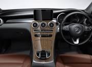 Mercedes Benz GLC interior photo dashboard 059