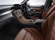 Mercedes Benz GLC interior photo front seats passenger view 088