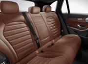Mercedes Benz GLC interior photo rear seats 052