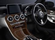 Mercedes Benz GLC interior photo right corner front view 137