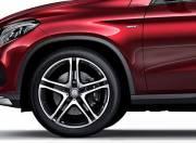 Mercedes Benz GLE Coupe exterior photo wheel 042