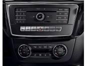 Mercedes Benz GLE Coupe image infotainment stytem 057