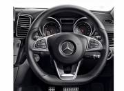 Mercedes Benz GLE Coupe image steering wheel 054