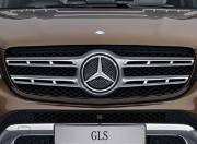 Mercedes Benz GLS exterior photo grille 097