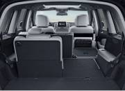 Mercedes Benz GLS interior photo seats turned over 113