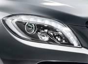 Mercedes Benz M Class exterior photo headlight 043
