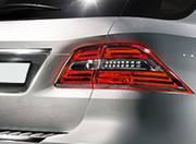 Mercedes Benz M Class exterior photo taillight 044