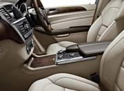 Mercedes Benz M Class interior photo front seats passenger view 088