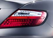 Mercedes Benz SLK exterior photo taillight 044