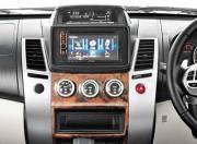Mitsubishi Pajero Sport Interior photo center console 055