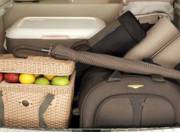 Nissan Terrano interior photo boot open 122
