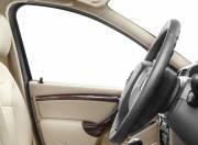 Nissan Terrano interior photo door view of driver seat 051