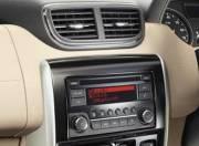 Nissan Terrano interior photo navigation or infotainment mid closeup 112