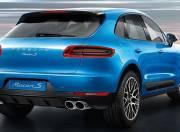 Porsche Macan exterior photo rear right side 048