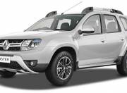 Renault Duster Exterior Photo front left side 047