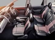 Renault Duster Interior Photo seats aerial view 053
