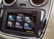 Renault Lodgy Interior Photo infotainment stytem 057
