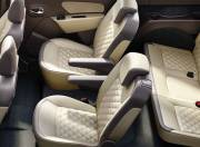 Renault Lodgy Interior Photo seats aerial view 053