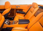 Rolls Royce Dawn image rear seats 131