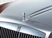 Rolls Royce Ghost Series II exterior photo front grill logo 098