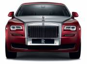 Rolls Royce Ghost Series II exterior photo front view 118