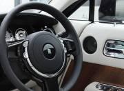 Rolls Royce Wraith Interior photo steering wheel 054
