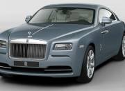 Rolls Royce Wraith image front left side 046