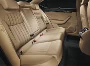 Skoda Superb Interior photo rear seats 052