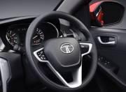 Tata Bolt Interior Picture steering wheel 054