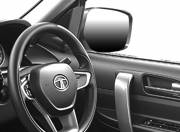 Tata Safari Storme Interior Picture steering wheel 054