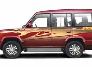 Tata Sumo Gold image side view left 090