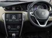 Tata Zest Interior Picture dashboard 059