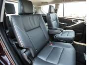 Toyota Innova Crysta Interior Photo rear seats 052