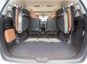 Toyota Innova Crysta Interior Photo rear seats turned over 115