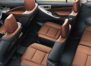 Toyota Innova Crysta Interior Photo seats aerial view 053
