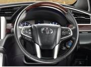 Toyota Innova Crysta Interior Photo steering wheel 054