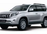 Toyota Land Cruiser Prado Exterior Photo front left side 046