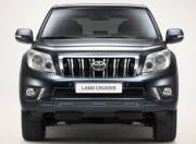 Toyota Land Cruiser Prado Exterior Photo front view 118