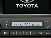 Toyota Land Cruiser Prado Interior Photo navigation or infotainment mid closeup 112
