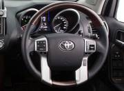 Toyota Land Cruiser Prado Interior Photo steering wheel 054