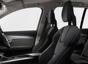 Volvo XC90 image door view of driver seat 051