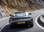 aston martin db11 2017 exterior photo rear view 1
