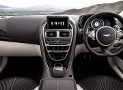 aston martin db11 2017 interior photo dashboard