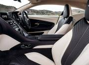 aston martin db11 2017 interior photo front seats passenger view