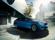 bmw 3 series gran turismo image front right view