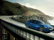 bmw 3 series gran turismo image front three quarter action