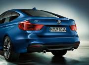 bmw 3 series gran turismo image rear three quarter 2