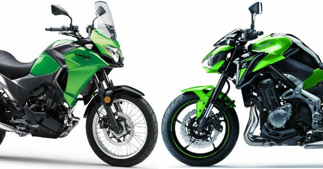 2016 EICMA Kawasaki Reveals Versys X 300 Z650 And Z900
