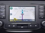 Tata Bolt navigation or infotainment mid closeup 112